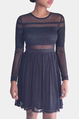 Mystic Supernatural Laced Dress