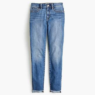 "J.Crew 9"" High-Rise Toothpick Jean In Westville Wash"