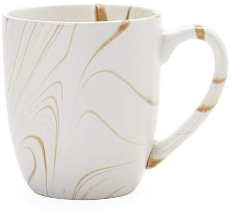 Pfaltzgraff Expressions Set of 4 Mugs Savannah Caramel