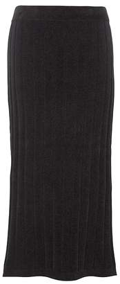 Banana Republic JAPAN ONLINE EXCLUSIVE Ribbed Chenille Pencil Skirt