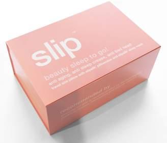 Pottery Barn Slip®; Silk Travel Set