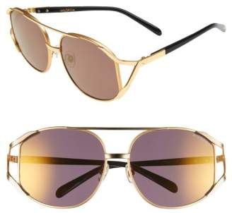 Wildfox Couture 'Dynasty Deluxe' 59mm Retro Sunglasses