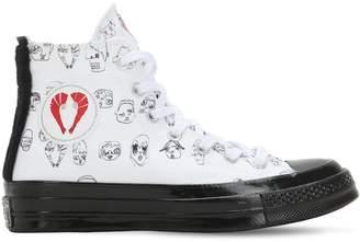 Chuck Taylor X Shrimps Hi Top Sneakers