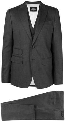 DSQUARED2 slim fit three-piece suit