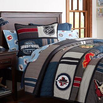 hockey bedding tktb. Black Bedroom Furniture Sets. Home Design Ideas