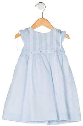 Luli & Me Girls' Lace-Trimmed Dress