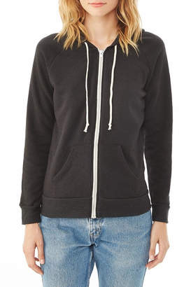 Alternative Apparel Adrian Zip Hoodie