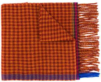 Paul Smith gingham scarf