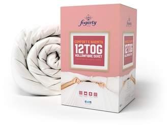 Fogarty Fog Comfort And Warmth 12 Tog Duvet