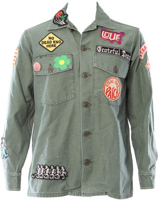 MadeWorn Grateful Dead Patch Jacket