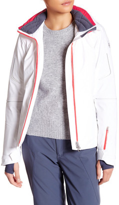 SPYDER Long Sleeve Hera Jacket $750 thestylecure.com