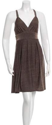 ADAM by Adam Lippes Sleeveless Mini Dress