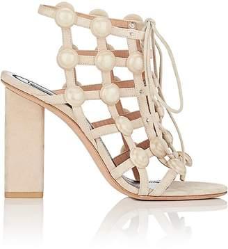 Alexander Wang Women's Rubie Suede Sandals