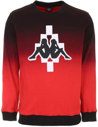 Marcelo Burlon County of Milan Kappa Embroidered Sweatshirt