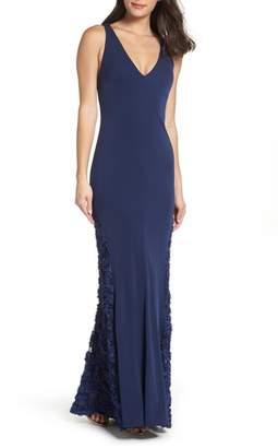 Maria Bianca Nero Emily Sleeveless Gown