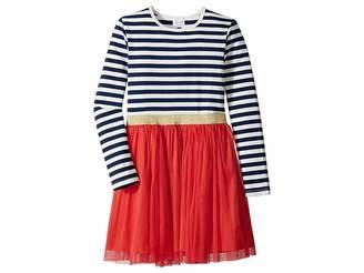 Toobydoo Tulle Party Dress (Toddler/Little Kids/Big Kids)