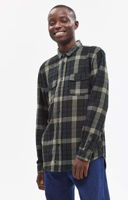 Globe Flanigan Plaid Flannel Shirt