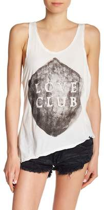 One Teaspoon Love Club Tank Top