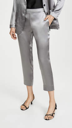 6397 Silk Pull On Trousers