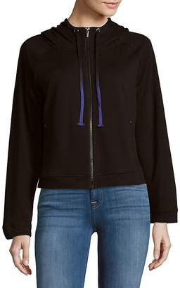 MARC NEW YORK by ANDREW MARC Performance Women's Zippered Drawstring Hoodie