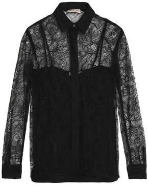 Emilio Pucci Lace Shirt