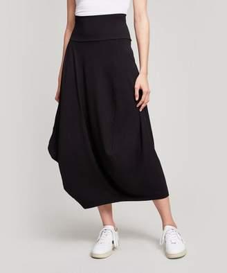 Oska Drawstring Jersey Skirt