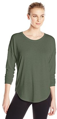 Lucy Women's Final Rep Long-Sleeve Shirt $55 thestylecure.com