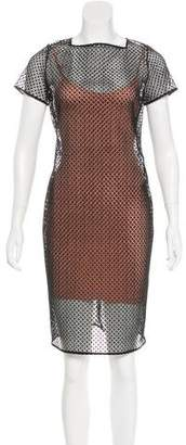 Alaia Lace Sheath Dress w/ Tags