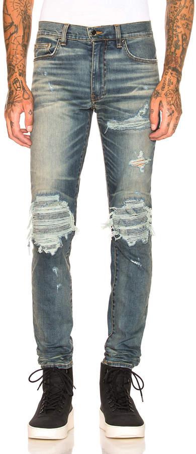 Amiri MX1 Patch Jean