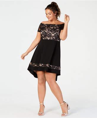 Plus Size High Low Dresses - ShopStyle
