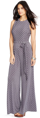 Lauren Ralph Lauren Sleeveless Wide-Leg Jumpsuit $139 thestylecure.com