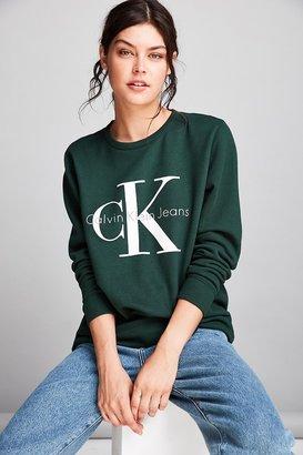 Calvin Klein Sweatshirt $70 thestylecure.com