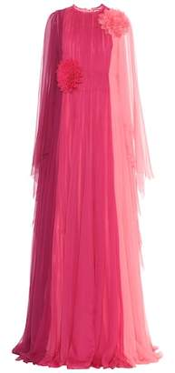 Gucci Silk crêpe de chine gown