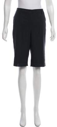 Akris Punto Wool Casual Shorts