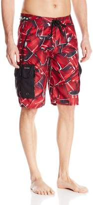 Metal Mulisha Men's Cups D-Lush Boardshort