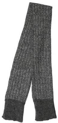 Rag & Bone Rib Knit Scarf