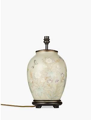 Jenny Worrall Pastel Floral Lamp Base, Multi, H37cm