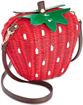Betsey Johnson Berry Nice Crossbody
