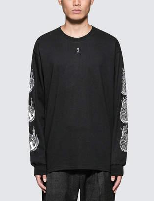 "SASQUATCHfabrix. Kamisabiru-001"" L/S T-Shirt"