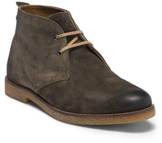 Base London Perry Burnished Suede Boot