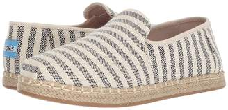 Toms Deconstructed Alpargata Rope Women's Slip on Shoes