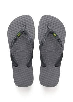 Havaianas Men's Brasil Thong Flip Flop Rubber Sole
