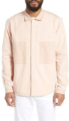 YMC Doc Savage Slim Fit Sport Shirt