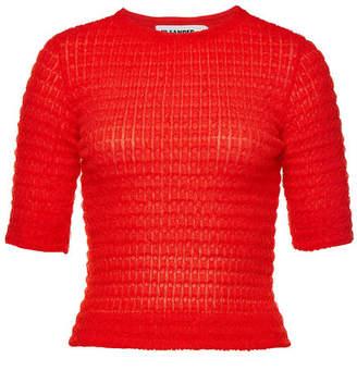 Jil Sander Cropped Pullover