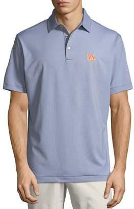 Peter Millar Men's Auburn University Jubilee Stripe Polo Shirt