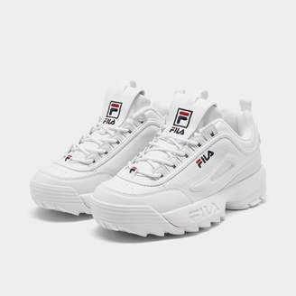 Fila Big Kids' Disruptor II Casual Shoes