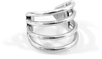 ANCHOR & CREW - Bondi Surf Silver Ring