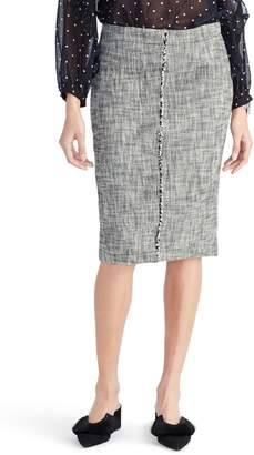 Rachel Roy Collection Raw Edge Skirt