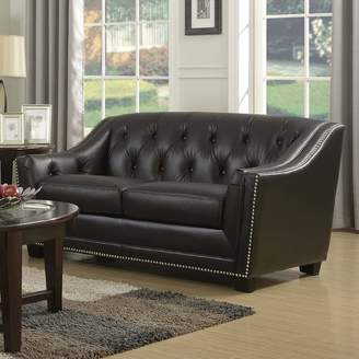 Darby Home Co Tux Loveseat