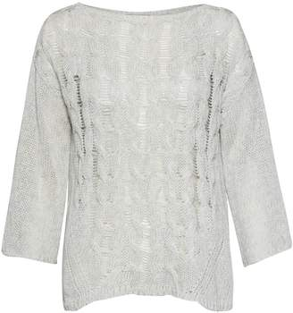 Great Plains Bryony Cable Knit Jumper